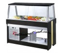 Island Type Sliding-door Salad Bar C258