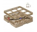 9 Compartments Glasses Dishwasher Rack P229
